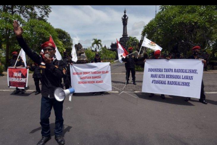 Unjuk rasa anti radikalisme