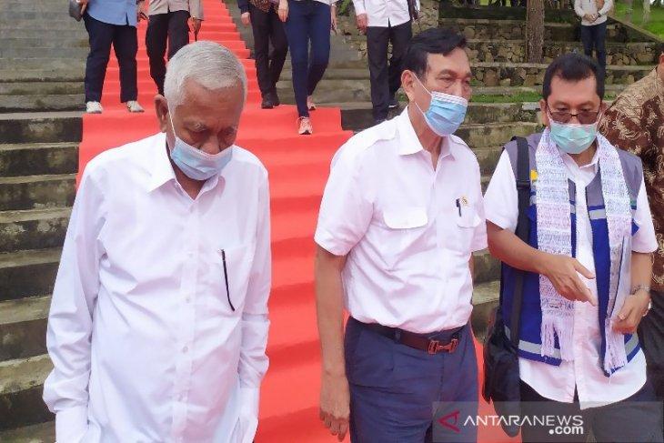 Menteri Luhut: Hindari penambahan pasien COVID di libur akhir tahun