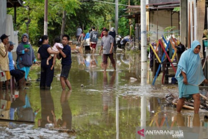 739 rumah rusak akibat banjir bandang di Kolaka Utara