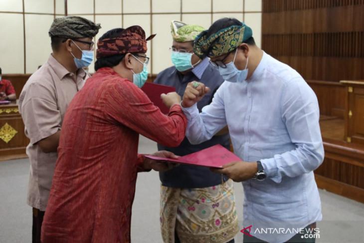 Pemkab Badung raih Anugerah Keterbukaan Informasi Publik 2020