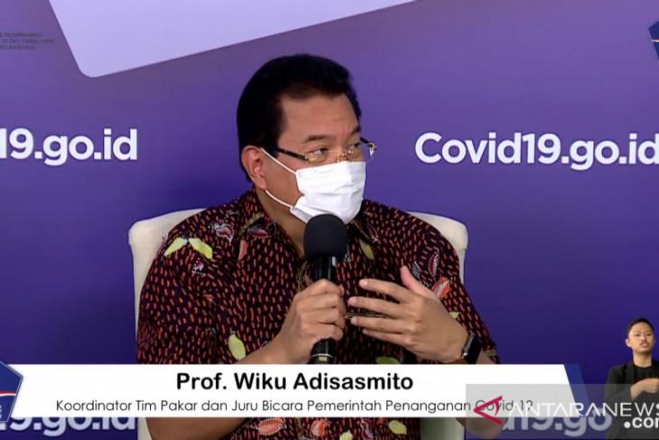 Prof Wiku: Jangan sampai peningkatan kasus pascalibur terulang
