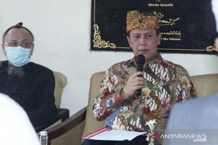 Kepala BNPT temui PHDI Bali perkuat sinergitas keberagaman