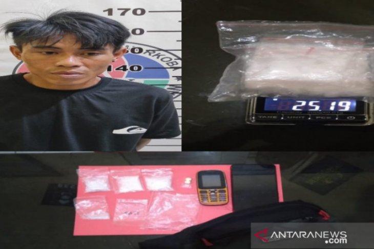 Polres Bangka Selatan tangkap pengguna narkoba