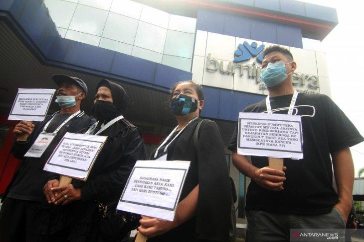 Penyidik OJK tetapkan Ketua BPA Bumiputera jadi tersangka
