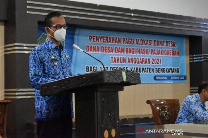 PJ Bupati Bengkayang harap dana desa ikut percepat pemulihan ekonomi