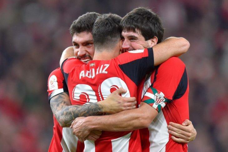 Liga Spanyol: Bilbao bungkam Huesca berkat dua gol menit-menit terakhir
