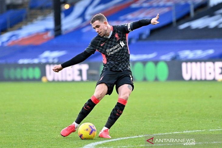Henderson bertekad jaga momentum Liverpool jelang periode sibuk