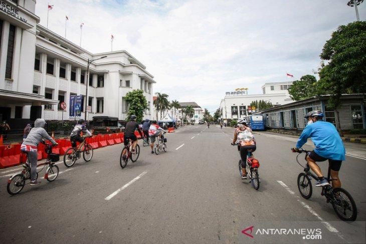 DKI Jakarta tutup area publik dan wisata saat libur Natal-Tahun Baru