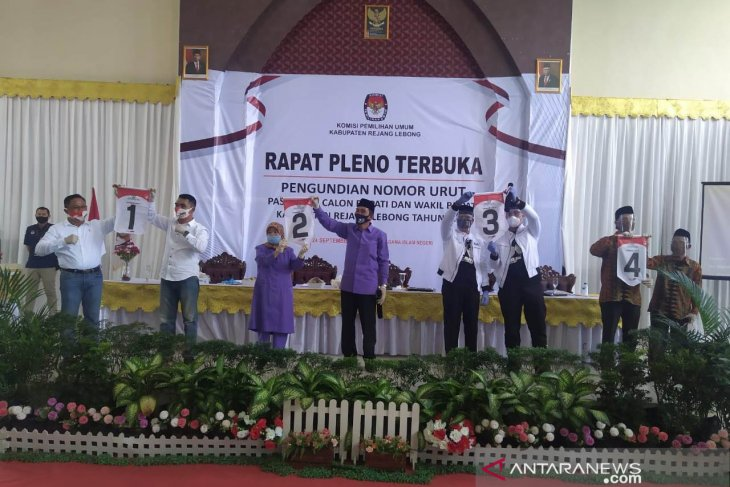 KPU Rejang Lebong: Belum ada yang menggugat hasil Pilkada