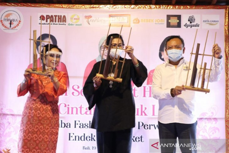 Dekranasda Bali: Jangan jadi generasi yang hilangkan warisan leluhur