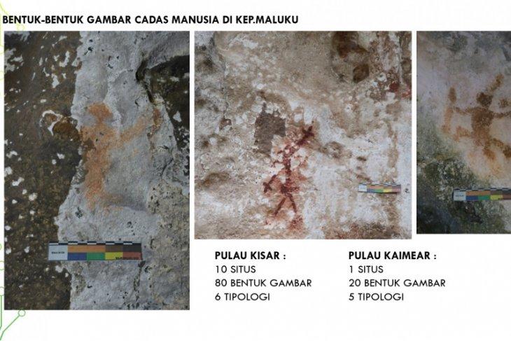Arkeolog teliti sebaran gambar cadas manusia di MBD dan Kota Tual