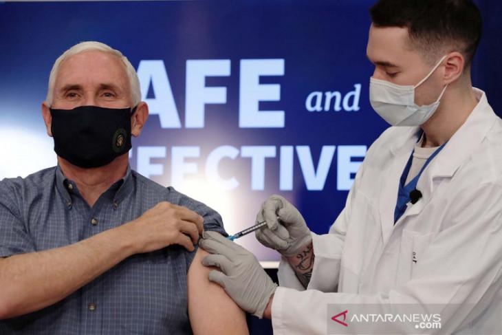 Gedung Putih dorong mandat vaksin COVID-19 di negara bagian