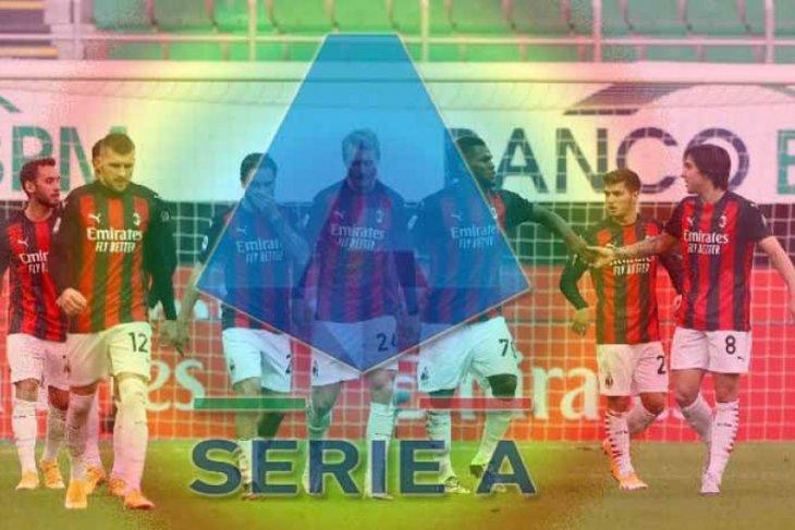 Peluang AC Milan kembali ke jalur kemenangan di akhir pekan