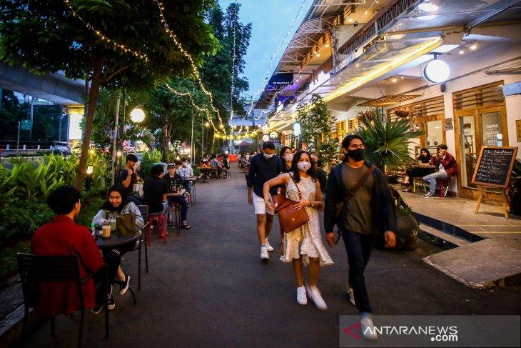 Jakarta extends social distancing measures until Jan 3, 2021
