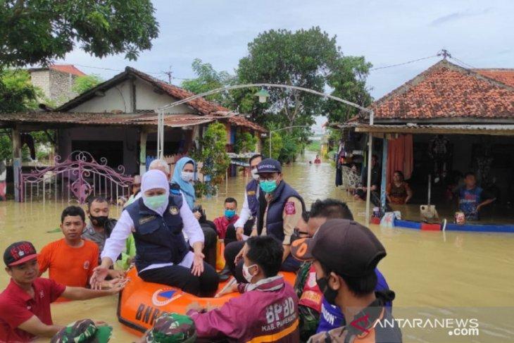 Gubernur Khofifah minta penanganan banjir di Pamekasan integratif