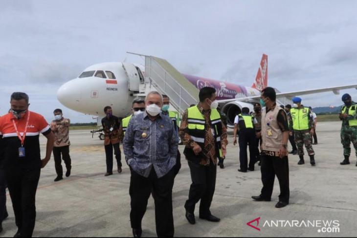 Pemprov Kaltim dukung rencana Kemenhub kembangkan Bandara APT Pranoto