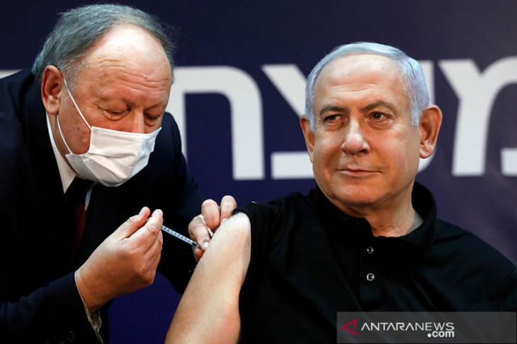 Setengah populasi telah divaksinasi, Israel bersiap buka ekonomi