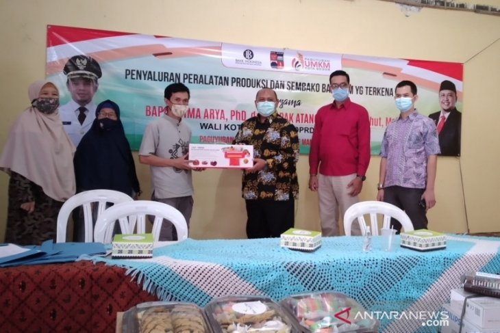 Paguyuban UMKM Kota Bogor dorong anggotanya eksis dan mandiri