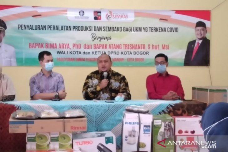DPRD Kota Bogor dukung UMKM tetap eksis saat pandemi COVID-19