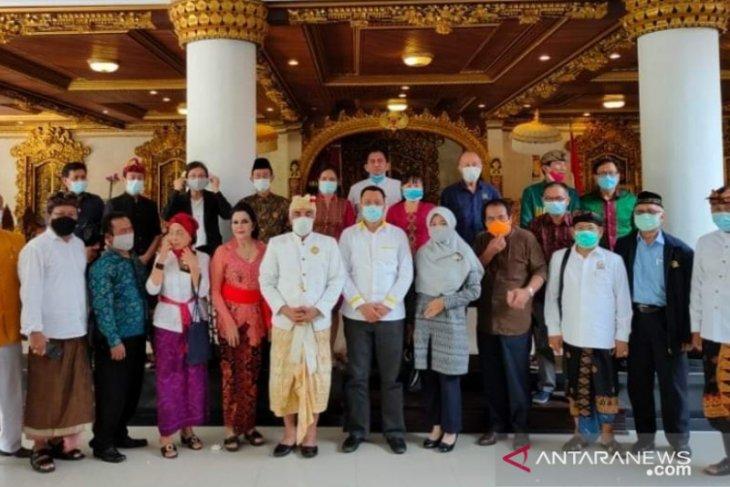 Gubernur NTB adakan silaturahmi dengan FKUB Bali