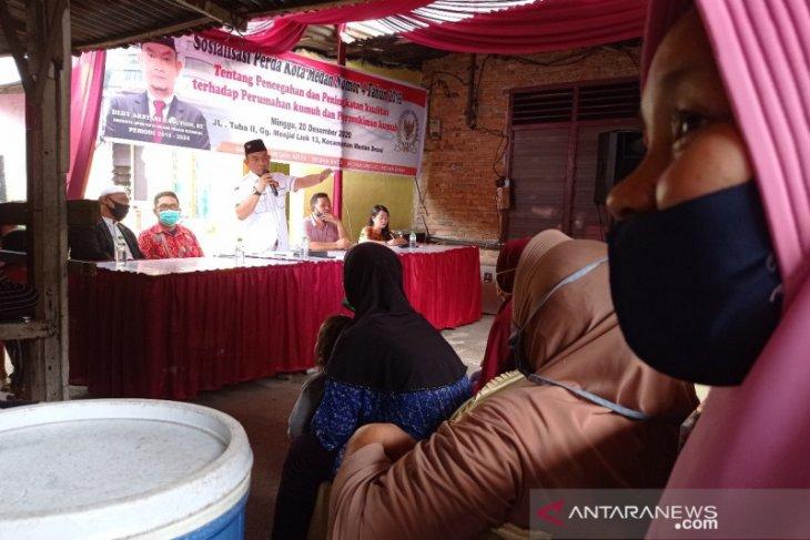 DPRD Medan: Ratusan  rumah di Kota Medan dibedah pada 2021