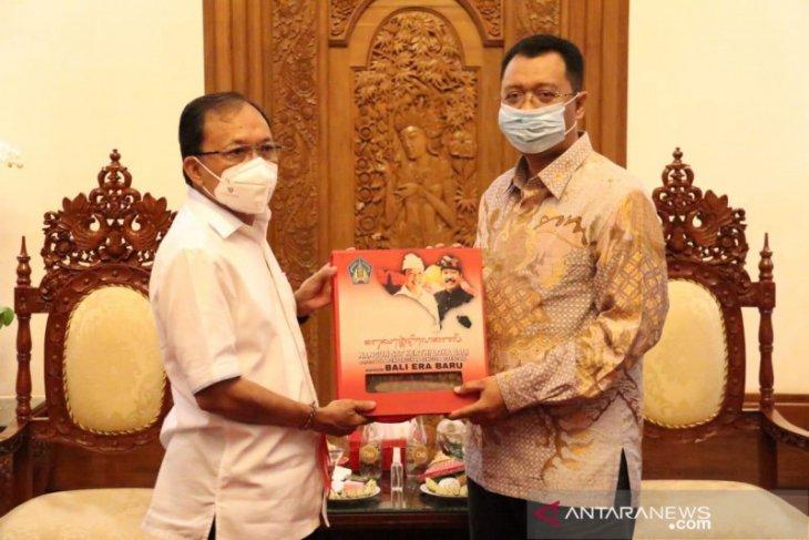 Gubernur Bali siap bantu kembangkan pariwisata NTB