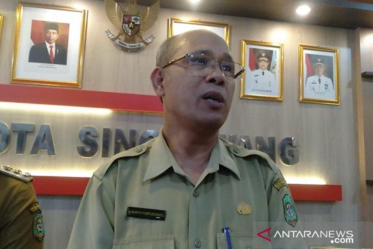 Jumlah kasus COVID-19 di kota Singkawang terus bertambah