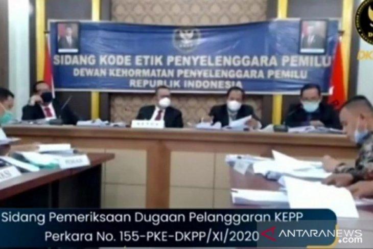 Hendra Dalimunthe minta DKPP pecat tiga komisioner KPU Tanjungbalai