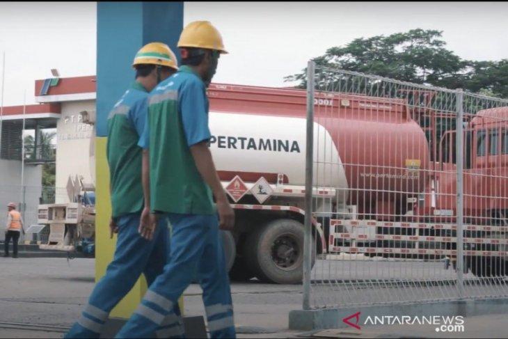 Elnusa Petrofin siapkan puluhan mobil tangki BBM, meski Bali-Jawa sedang PPKM