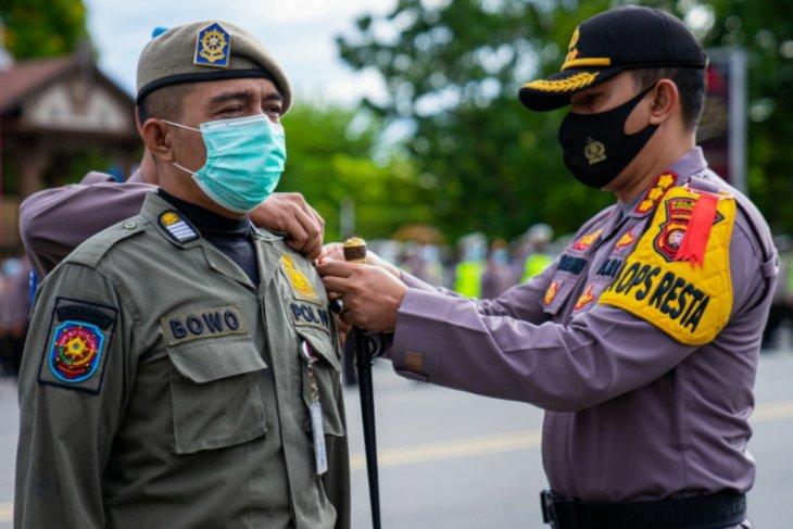 Polresta Pontianak turunkan 1.600 personel gabungan amankan Natal dan Tahun Baru
