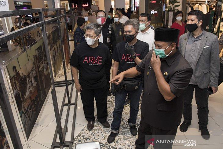 Pembukaan Pameran Foto Arke Kilas Balik Jabar 2019 - 2020