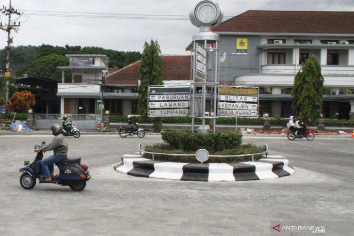 Kawasan Kayutangan Kota Malang kembali dibuka