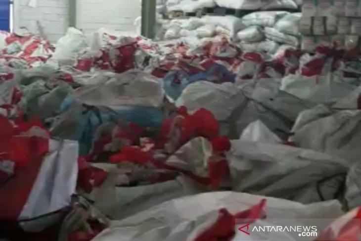 Tanggapi video viral, polisi pastikan 50.000 karung bansos di Pulogadung belum kedaluwarsa