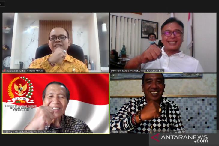 Bali berterima kasih anggota DPD kawal DSP untuk hotel tempat karantina