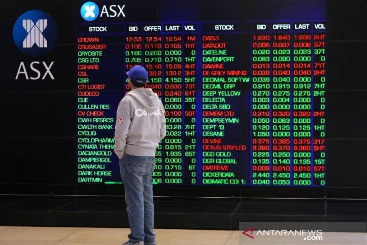 Saham Australia dibuka menguat terangkat sumber daya serta teknologi