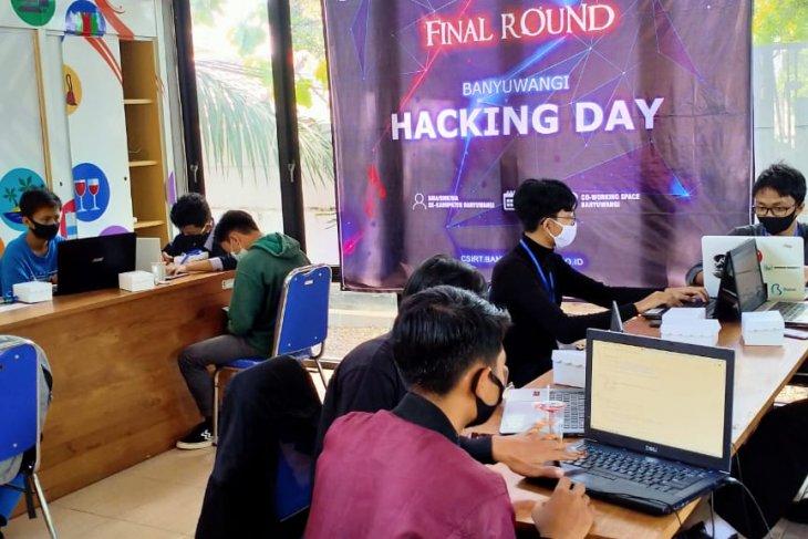 Asah kemampuan anak muda bidang keamanan siber, Banyuwangi gelar kompetisi peretasan