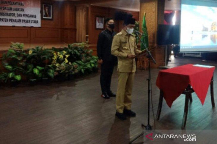 Dua pejabat Pemerintah Kabupaten Penajam nonjob kembali dapat posisi