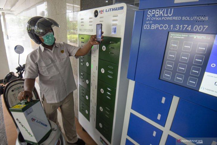 Adopsi baterai kendaraan listrik berikan manfaat ekonomi Rp9.603 triliun