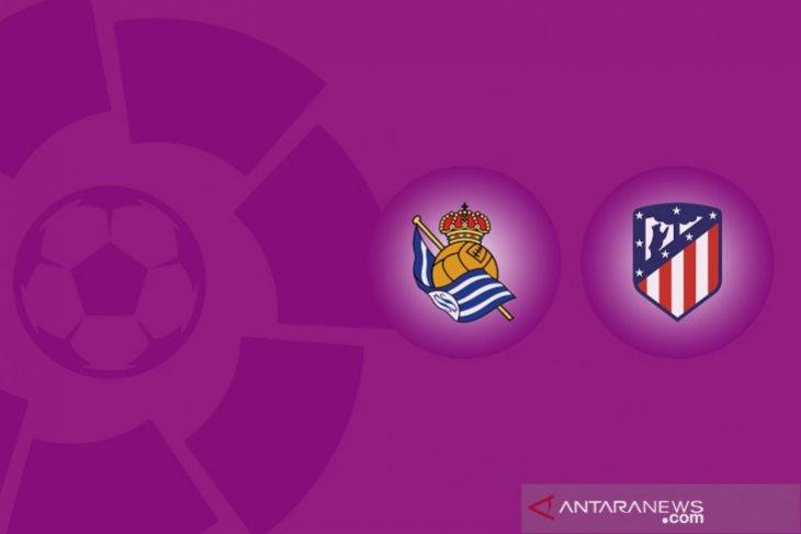 Jadwal Liga Spanyol: momentum Atletico tegaskan jarak dari Real Sociedad