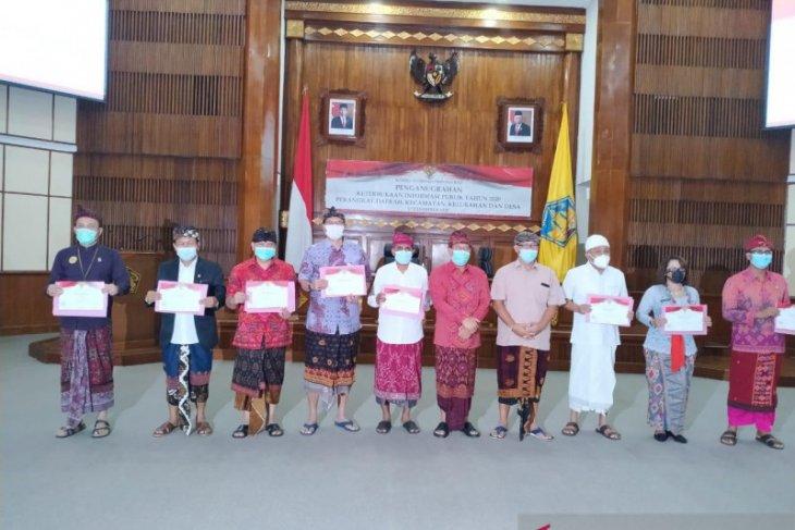 BPJAMSOSTEK Cabang Bali Denpasar raih anugerah badan publik kualifikasi
