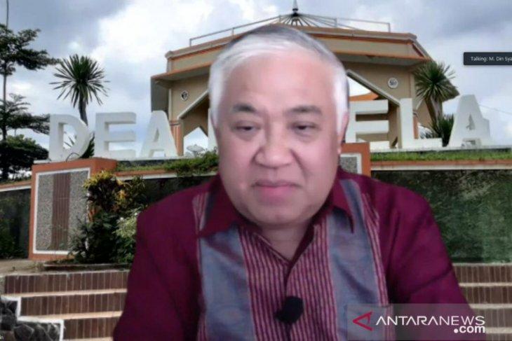 Petisi tolak Din Syamsuddin sebagai radikal mencapai 12 ribuan
