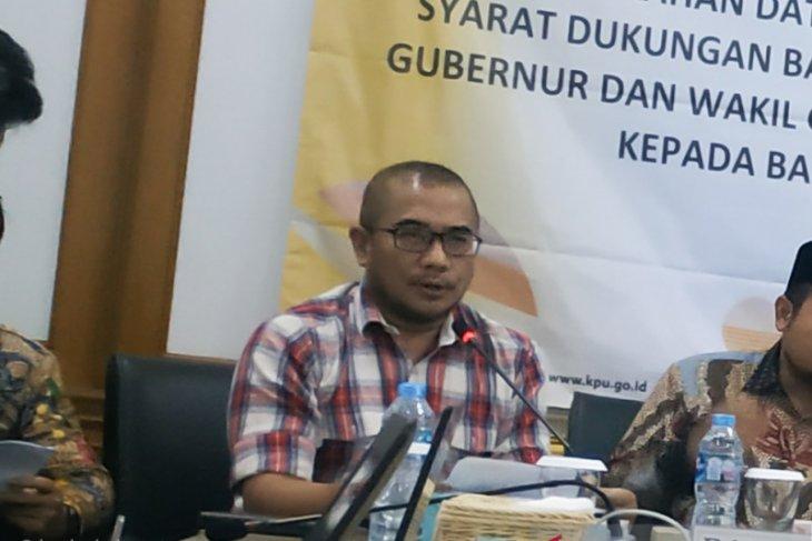 KPU sebut terdapat 123 permohonan perselisihan  hasil pilkada