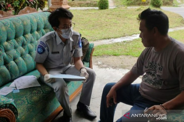 Jasa Raharja Babel serahkan santunan korban lakalantas di Belitung sebelum 24 jam