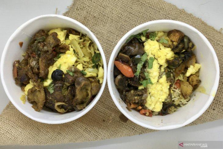 Menu rice bowl baru untuk penikmat daging kambing
