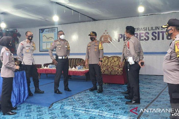 Operasi Lilin Semeru 2020, Dirlantas Polda Jatim cek pos layanan pantura Situbondo