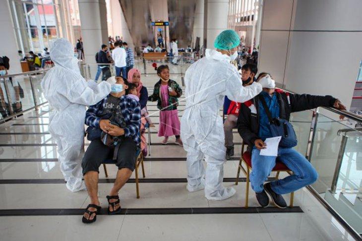 Pemberlakuan Tes Cepat Antigen di Bandara