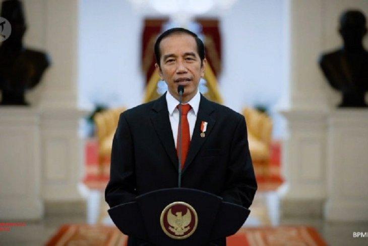 Presiden umumkan 6 menteri baru Kabinet Indonesia Maju