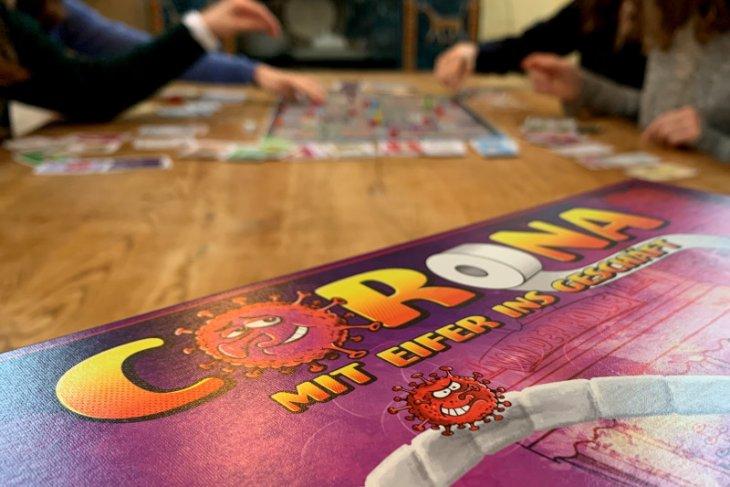 Saat Natal mau main apa? Ada board game bertema virus corona