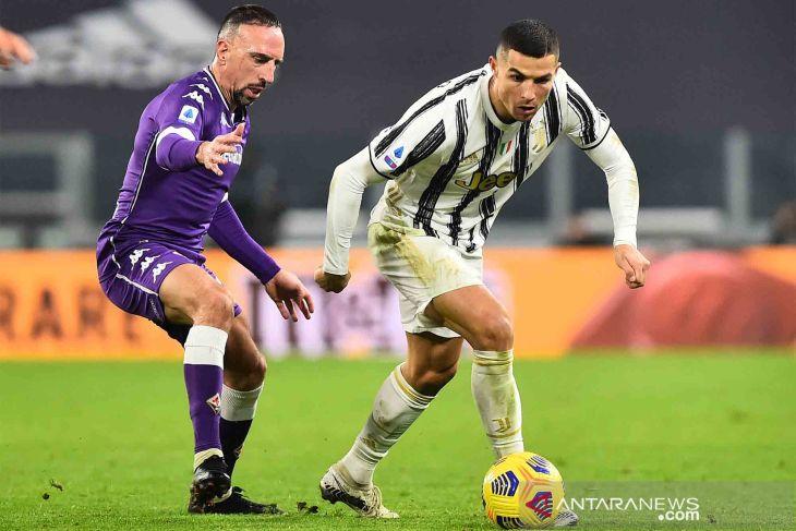 Liga Italia: Fiorentina menang tiga gol tanpa balas di markas Juventus