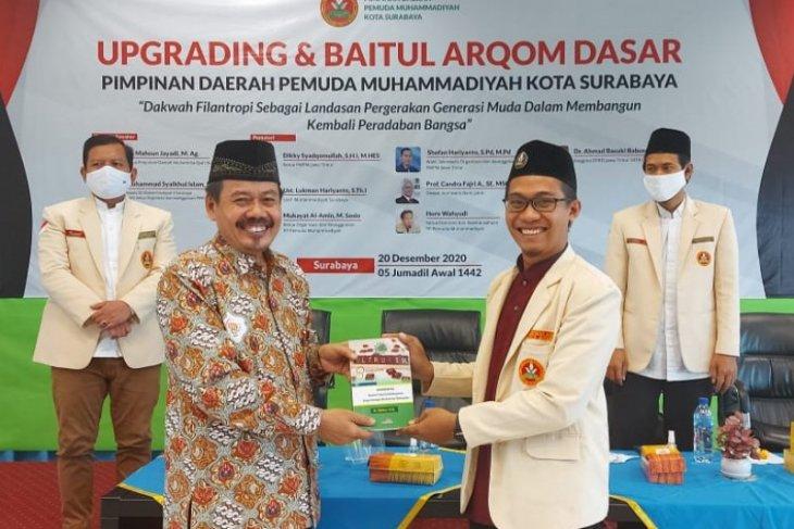 Pemuda Muhammadiyah Surabaya yakin Risma kembalikan kepercayaan masyarakat terhadap Kemensos